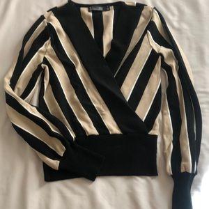 Women's  Deep V sweater